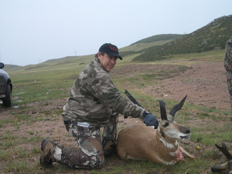 archery antelope hunting
