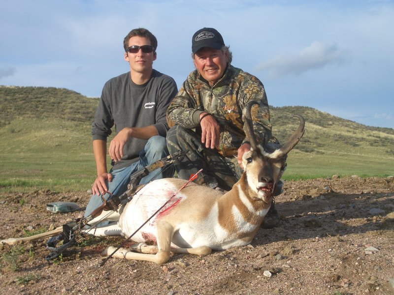 archery antelope outfitters