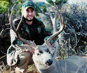 big bucks wyoming mule deer